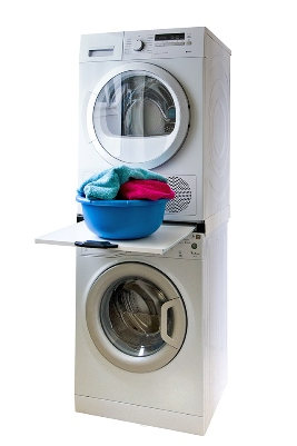 Superposer s che linge et machine laver - Machine a laver seche linge ...