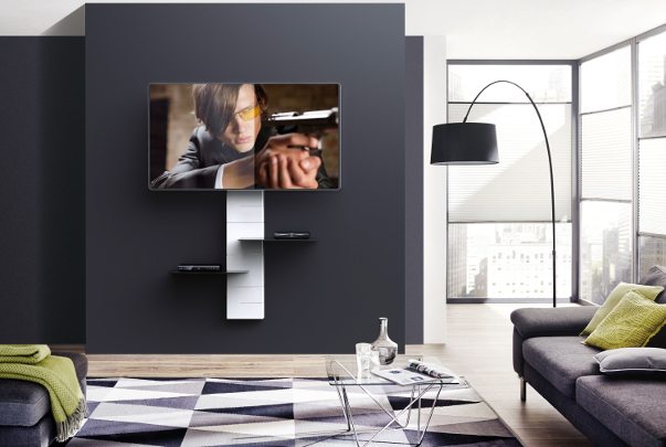 Ghost cubes shelf meliconi - Porta tv meliconi ...