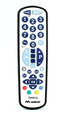 Program your remote control - Meliconi